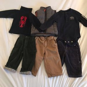 Boy's 18-24 month winter bundle.